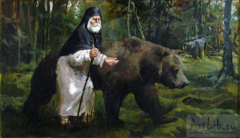 Серафис Саровский 4